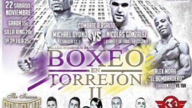 Photo of Homenaje al Boxeo en Torrejón de Ardoz 22/11/14