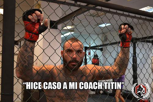 Photo of David Trallero «Hice caso de los consejos de mi Coach Titín»