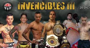 INVENCIBLES-III