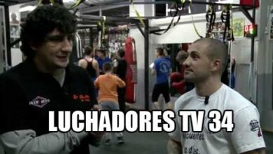 Photo of LUCHADORES TV 34. Cesar Cepeda y el Flaco Céspedes