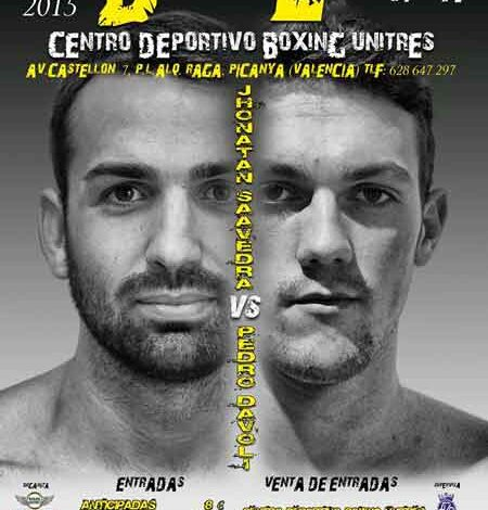 Photo of Velada Boxeo en Boxing Unitrés