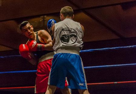 Photo of Velada Boxeo en Oviedo