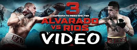 Photo of Video Mike Alvarado vs Brandon Ríos 3