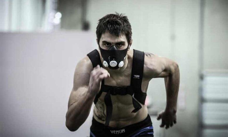 Photo of Training mask (máscara de entrenamiento)