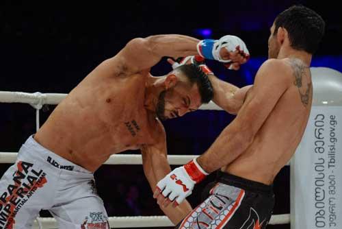 Photo of Enoc Solves vence a Ibragim Tibilov en el M-1 Challenge 55 -Video
