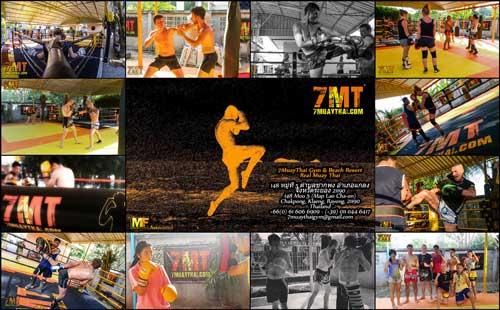 Photo of ¿Quieres entrenar en Tailandia?  7 Muay Thai Beach Resort