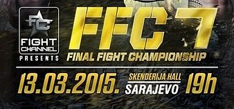 Photo of Final Fight Championship Sarajevo