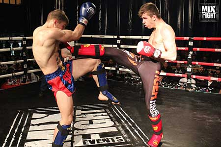 Photo of Video K-1 Adiran Cozma vs Nacho Balsameda  Mix Fight Cheste