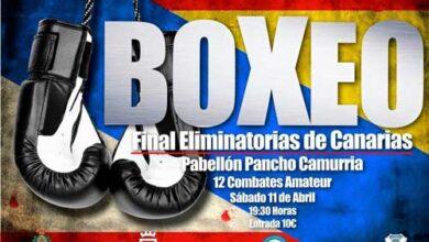 Photo of Listado de las finales eliminatorias de Boxeo en Canarias
