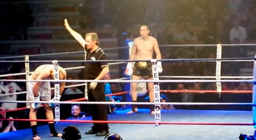 Photo of Video de Sergio Sanchez vs Thomas Lesage en Francia