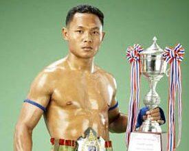 Photo of Saenchai Sor. Kingstar el rey del Lumpinee