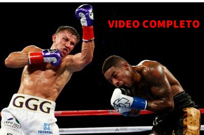 Photo of Gennady Golovkin vs Willie Monroe video completo