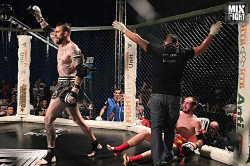 Photo of Resultados de la velada de K-1 y MMA en Cheste por Mix Fight