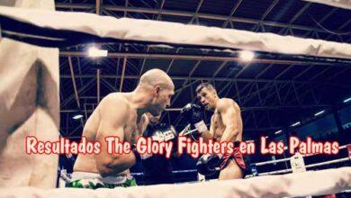 Photo of Resultados de la velada de K-1 The Glory Fighters en Las Palmas