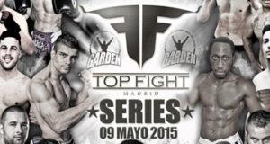 Resultados Top Fight Series celebrado el 9 de Mayo