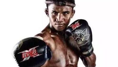 Photo of Buakaw firma con Kunlun Fight