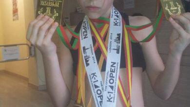 Photo of Paula Silva «Pretty Killer» parte hoy a Birmingham a por el Europeo