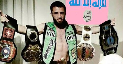 Photo of Muere el  ex campeón de Muay Thai Valdet Gashi tras unirse al grupo terrorista ISIS