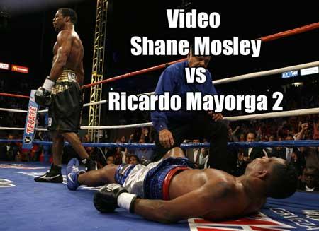 Photo of Video pelea Shane Mosley vs Ricardo Mayorga 2