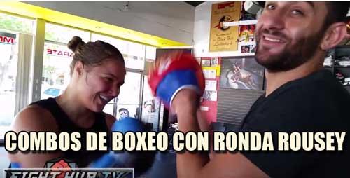 Video-combos-de-boxeo-con-Ronda-Rousey