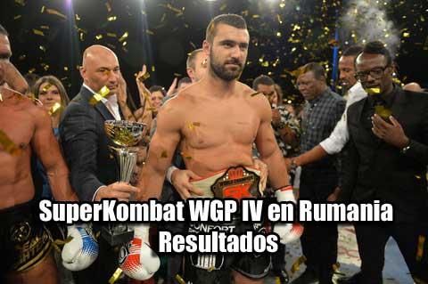 Photo of SuperKombat WGP IV en Rumania -Resultados
