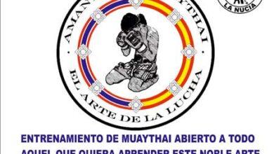 Photo of Curso de Muay Thai gratuito por Eva Naranjo en La Nucia