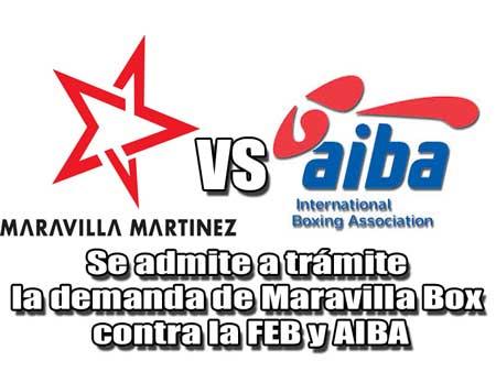 Photo of Se admite a trámite la demanda de Maravilla Box contra la FEB y AIBA