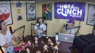 Photo of La Hora del Clinch con Mário Delgado Davila
