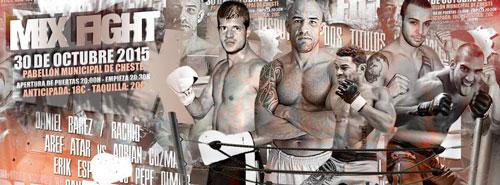 Photo of Velada K-1 Muay Thai y MMA en Cheste 30/10/15 por Mix Fight Events