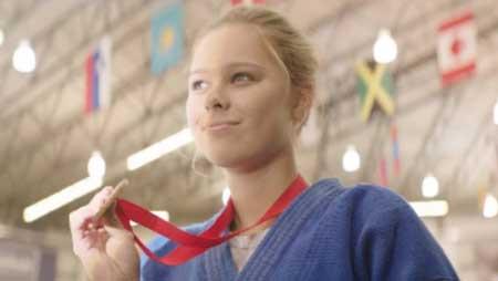 Ronda-Rousey-Medallista
