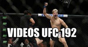 VIDEOS-UFC-192