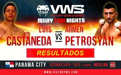 Photo of Resultados de la Serie Mundial Venum Panamá