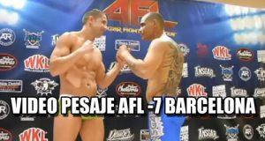 Video-pesaje-AFL-7-Barcelona
