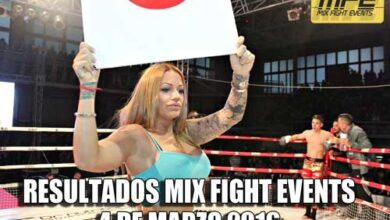 Photo of Resultados Mix Fight Events -Cheste 04-03-16