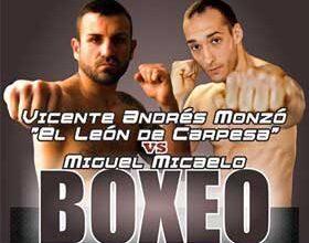 Photo of Sigue el boxeo valenciano en Boxing Unitrés el 16 de abril