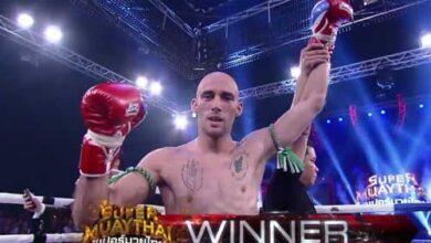 Photo of Carlos Coello  llegó a la final del Torneo Super Muay Thai