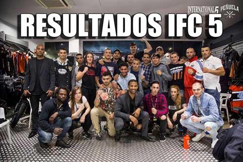 Photo of Resultados IFC 5