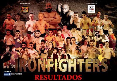 "Photo of Resultados velada ""IronFighters"""