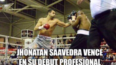Photo of Resultados boxeo «Saavedra debuta en profesional con victoria»