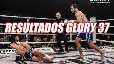 Photo of Glory 37  Resultados
