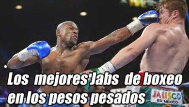 Photo of Video de los mejores Jabs de boxeo en los pesos pesados