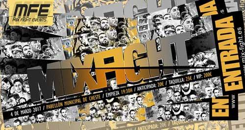 Photo of Mix Fight Events 4 de Marzo en Cheste