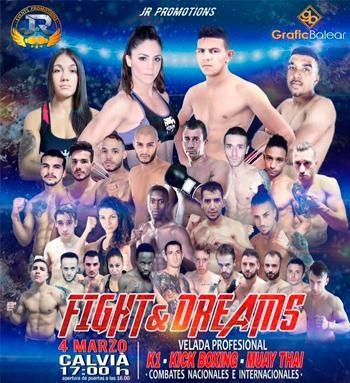 """Photo of """"Fight & Dreams"""" velada en Mallorca"""