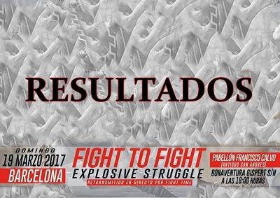 "Photo of Resultados de la velada ""Fight to fight"""
