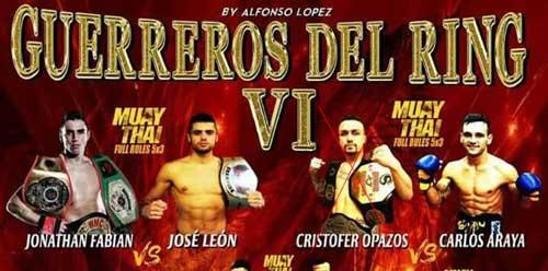 Photo of Velada Muay Thai Guerreros del Ring 6