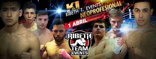 Photo of Velada de K1 en Valencia Ribeth Team Events 1 de Abril 2017