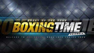 Photo of Boxing Time -Velada Boxeo Profesional en Valencia