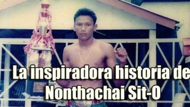 Photo of Video de la inspiradores historia de Nonthachai Sit-O