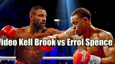 Photo of El boxeador Errol Spence se lleva el título mundial de Kell Brook-Video