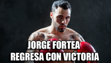 Photo of Jorge Fortea vence en su regreso ante su público